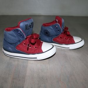 CONVERSE All Star Toddler Boy Shoes